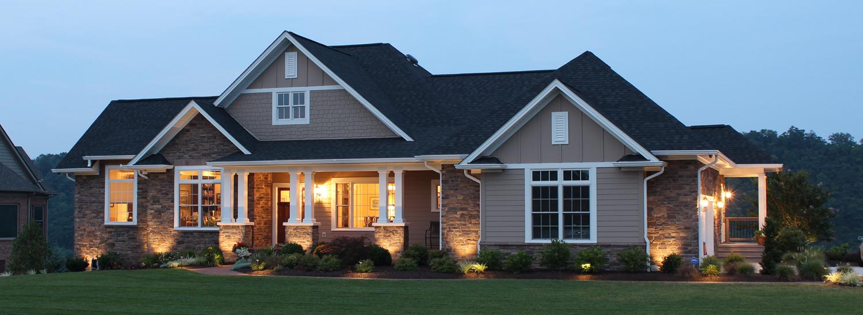 golf home exterior