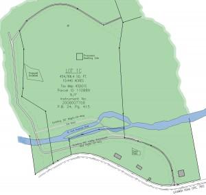 Willow Spring Lot 1C Plat